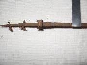 Черноклобукская сабля, второй половины 12 века