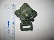 Бронзовый кистень Киевской Руси 12-13 век