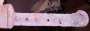 большой средневековый нож