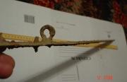 корделяс - большой нож 16-17 века