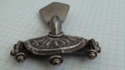 Фибула серебряная, времен поздней Римской Империи