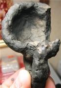 Каменная чашка