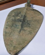 Нож бронзовый. II - I тысячелетие до н.э. предположительно культуры Ноа