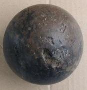 Стеклянный шар (утюг)