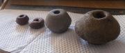 4 прясла, Материал: камень, или глина.