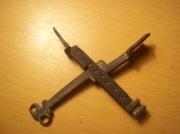Рабочий инструмент купца: монетные весы + печать