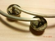 Шейная гривна ( серебряная )