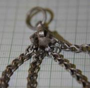Серебрянные подвески