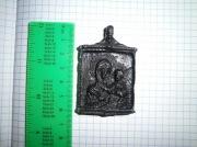 Средник складня Богоматерь Одигитрия 11-13 век