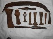 предметы, сопутствующие мечу