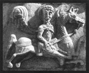 Снаряжение всадника и верхового коня на Руси IX-XIII вв