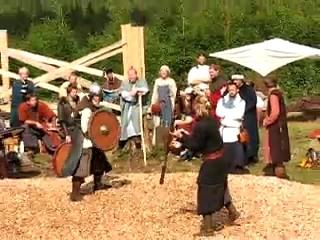 меч против посоха