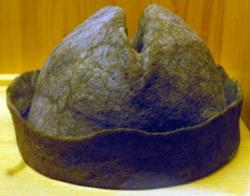 старинная шапка