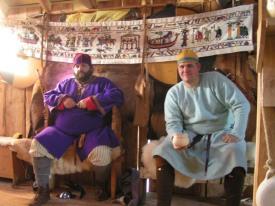 Про мужской костюм эпохи викингов
