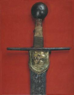 Типология крестовин и черенков рукояти мечей по Э.Окшотту