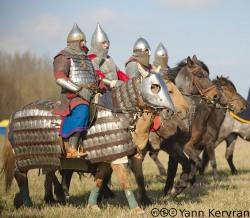 """Древнерусский """"клин"""" - боевой отряд или населенная местность?"""