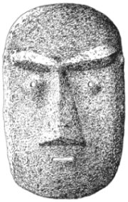 антропоморфная маска