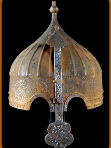 Шлем тюрбанного типа