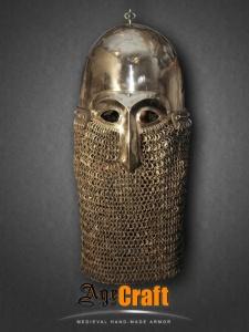 Шлем Городец, тип IV по Кирпичникову