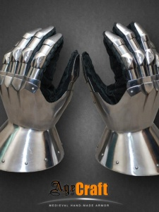 Перчатки «Песочные часы» Lux вариант