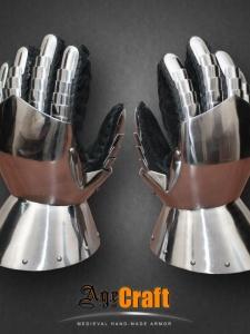 Миланские латные перчатки
