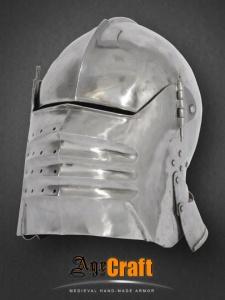 Шлем Саллет рыцарский