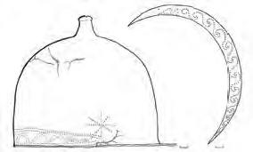 брозовый шлем Монтефортино
