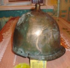 Об этрусско-италийских и кельтских шлемах в Северном Причерноморье
