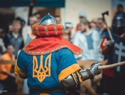 патриотичный рыцарь