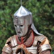 Воин из погребения Липовец