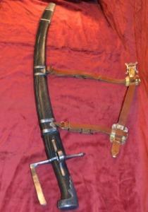 Сабля гусарская с Г-образной рукоятью