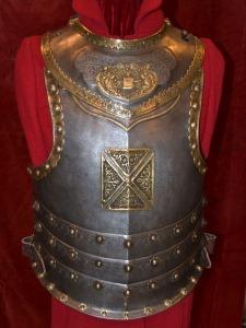 Кираса Гусарская XVII век