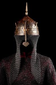 Шлмем Кулах-Кхуд персидского стиля