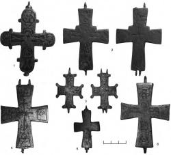 Кресты из коллекции В.В. Тарновского