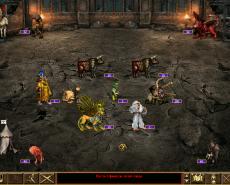 Новые площадки поля боя, новые существа Heroes of Might and Magic III: Master of Puppets v.3 Battery