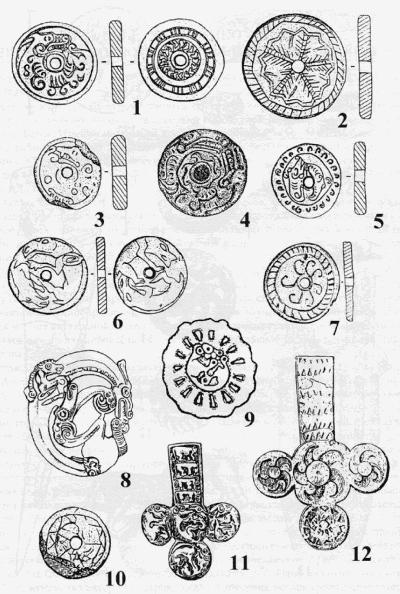 Изображения на предметах скифской эпохи