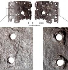 О применении методов трасологического анализа при изучении средневековых предметов вооружения