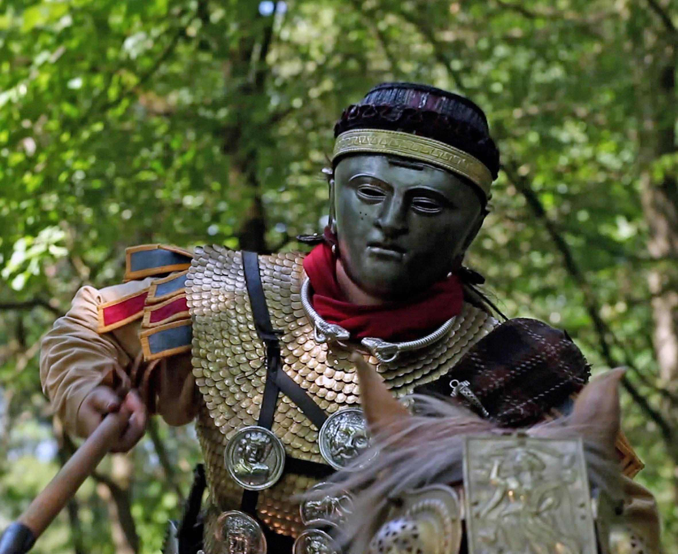Племя увеличивали член